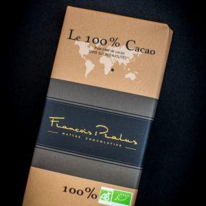 Chocolat noir 100% Madagascar