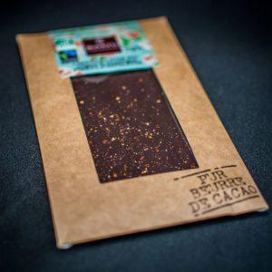 Chocolat noir piment d'Espelette